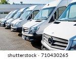 moenchengladbach  germany  ... | Shutterstock . vector #710430265