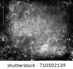 Scratched Grunge Metal Texture...