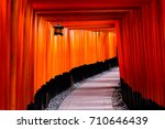 Small photo of A popular Japanese temple with a cool topic