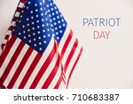some flags of the united states ... | Shutterstock . vector #710683387