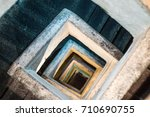 naples underground. the... | Shutterstock . vector #710690755