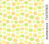 color speech bubbles seamless... | Shutterstock .eps vector #710707825