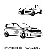 car icon vector | Shutterstock .eps vector #710722369