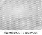 abstract background with lines... | Shutterstock .eps vector #710749201