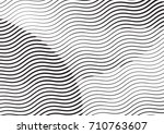 abstract background with lines... | Shutterstock .eps vector #710763607