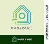 home paint initial letter o...