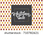 vector illustration  offer... | Shutterstock .eps vector #710782621