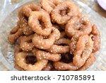 porridge tie | Shutterstock . vector #710785891