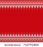 winter holiday new year 2018 christmas sweater design