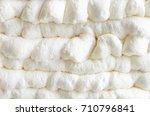 background white mounting foam   Shutterstock . vector #710796841