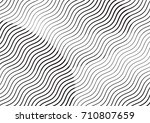 abstract background with lines... | Shutterstock .eps vector #710807659