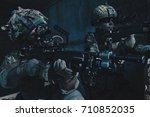 Special Forces Soldiers In...