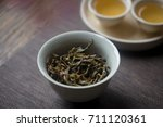 china tea | Shutterstock . vector #711120361