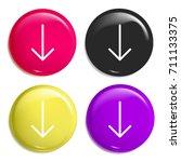 download multi color glossy...