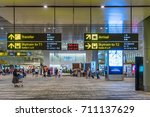 singapore   july 16  2017 ... | Shutterstock . vector #711137629