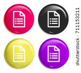 google forms multi color glossy ...