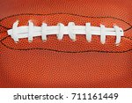 close up of texture and stitch... | Shutterstock . vector #711161449