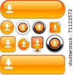 download vector high detailed... | Shutterstock .eps vector #71123572
