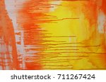 yellow and brown color abstract ...   Shutterstock . vector #711267424