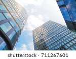 finance  business  office... | Shutterstock . vector #711267601
