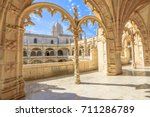 Beautiful Reticulated Vaulting Courtyard Cloisters - Fine Art prints