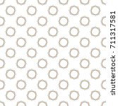 pattern background color of... | Shutterstock .eps vector #711317581
