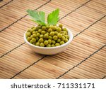 Canned Peas.  Canned Green Pea...