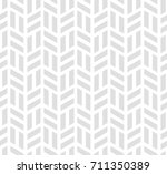 abstract geometric pattern with ... | Shutterstock .eps vector #711350389