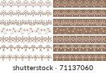 ornaments | Shutterstock .eps vector #71137060