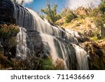 waterfalls | Shutterstock . vector #711436669