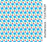seamless abstract pattern... | Shutterstock .eps vector #711470629