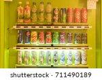 bangkok  thailand   june 3 ... | Shutterstock . vector #711490189