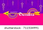 illustration poster or banner... | Shutterstock .eps vector #711534991