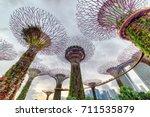 singapore   february 18  2017 ... | Shutterstock . vector #711535879