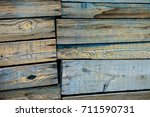 texture. old painted boards.... | Shutterstock . vector #711590731