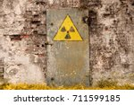 Radioactive  ionizing radiation ...