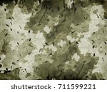 camouflage military background   Shutterstock . vector #711599221