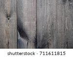 the texture of the wood. an old ... | Shutterstock . vector #711611815
