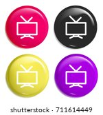 television with antenna multi...