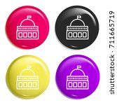 parliament multi color glossy...