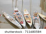 boats   canoe | Shutterstock . vector #711680584