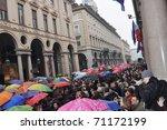 turin  italy   february 13 ... | Shutterstock . vector #71172199