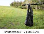 Dog Poop Bags Left In...
