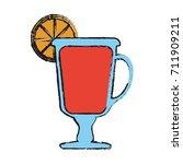 delicious fruit juice   Shutterstock .eps vector #711909211
