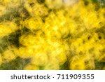 Blurry Yellow Circles Suns...