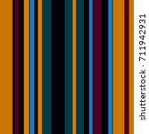 retro bright colorful seamless...   Shutterstock .eps vector #711942931