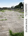 Small photo of Ignatian Way at Ancient Philippi visited by St. Paul as recorded in Acts 16 of the Bible.