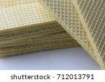wafer biscuit | Shutterstock . vector #712013791