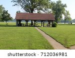 The Picnic Shelter In The...
