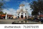 cuenca  azuay   ecuador  ... | Shutterstock . vector #712073155